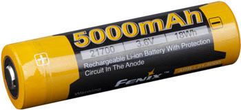 fenix arb l21 21700 battery