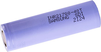 samsung inr21700 40t battery