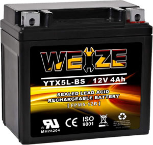 weize ytx5l bs