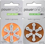 hearing aid batteries m