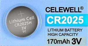 Lithium Cr2025 Dl2025 E Cr2025 Sb T14 5003lc Br2025 Lir2025