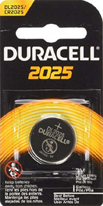 Dl2025 Battery Cr2025