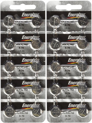 Battery Equivalents And Replacements