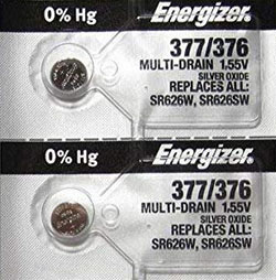 energizer 376 377 sr626sw battery